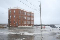 Atlantic City Shoreline Flooding