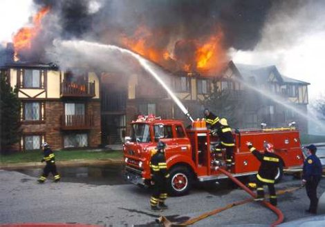 Renters Insurance in New Jersey for fire